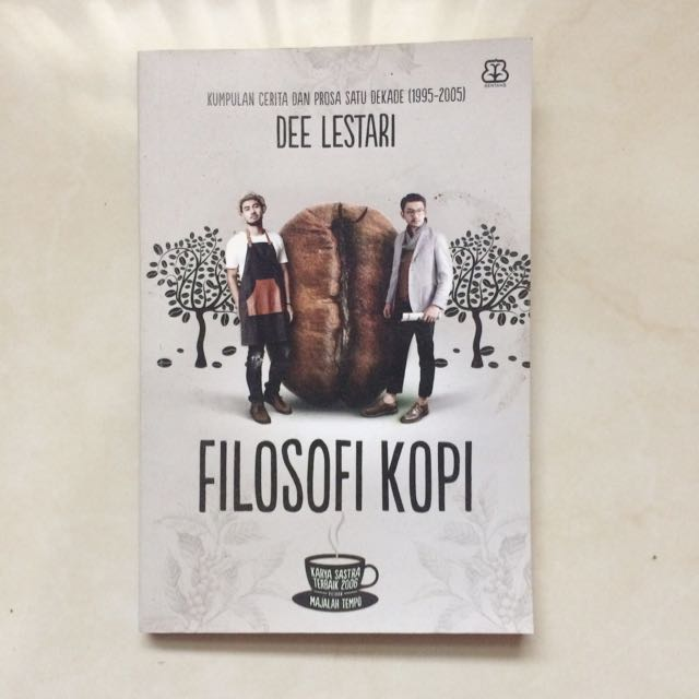 Filosofi Kopi - Dee Lestari