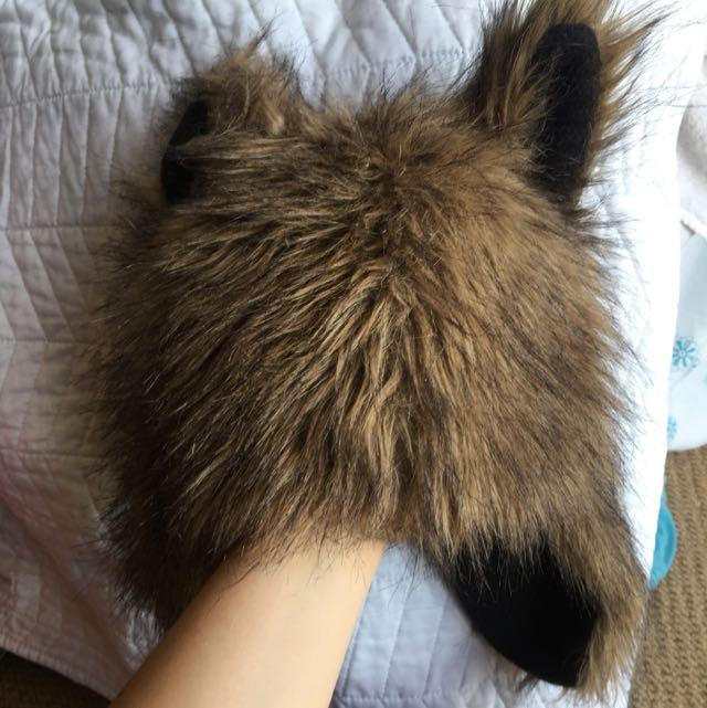 Fluffy Beanie