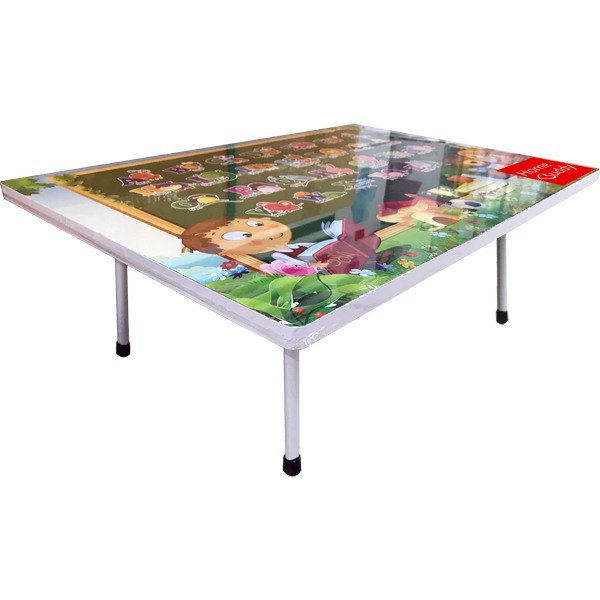 New Foldable Table Kids Writing Table Japanese Styled Folding Table
