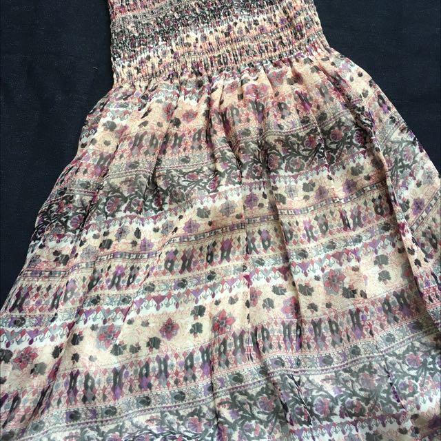 Gaudi Beach Dress