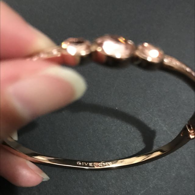 Givenchy Cubic Zirconia Bangle