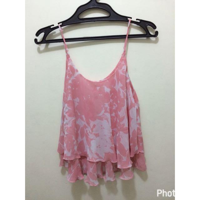 Hanging sleeveless
