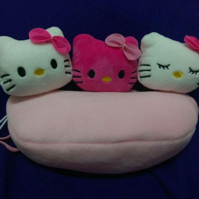 Hello Kitty豆莢系列玩偶