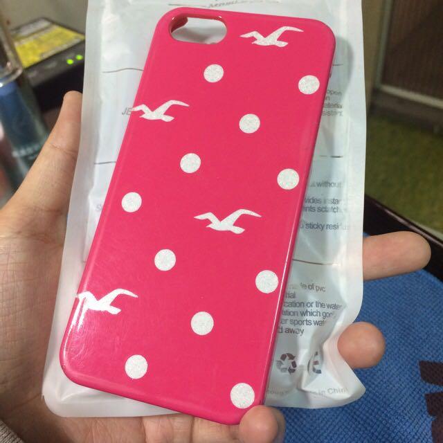 Holister海鷗5s手機殼