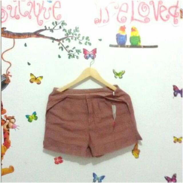 Hotpants Celana Pendek Wanita hot Pants Mini