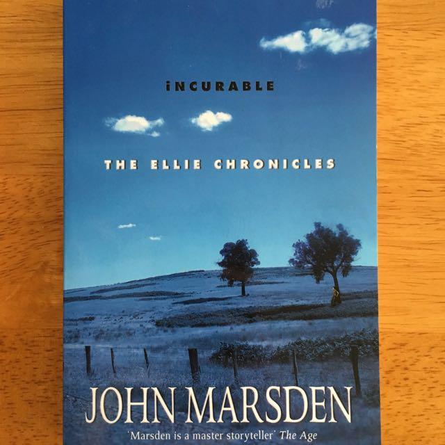 Incurable John Marsden