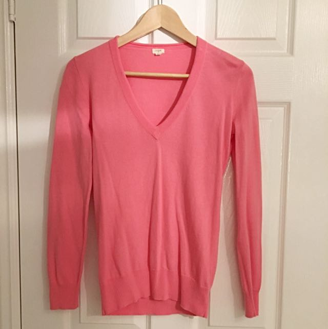 JCrew V-neck Sweater