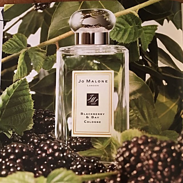 Jo Malone 英國最夯爆紅香水藍莓(Blackberry & Bay)30ml