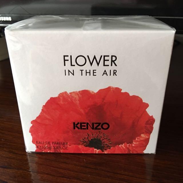 KENZO PARFUME FLOWER IN THE AIR