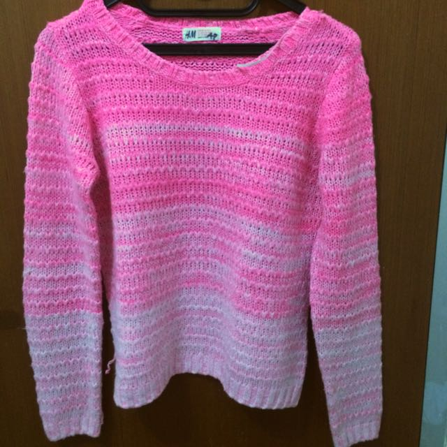 Knit Top By HnM
