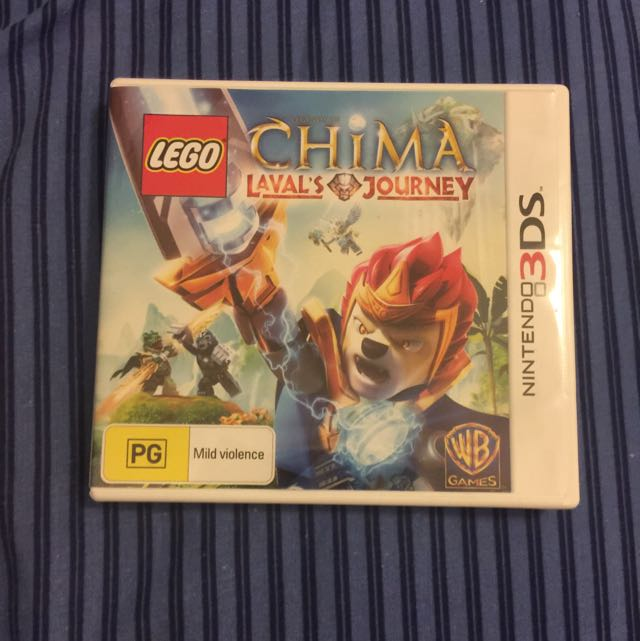 Lego Chima DS Game