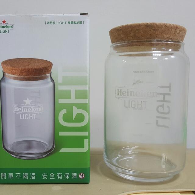 海尼根Light集簡收納罐