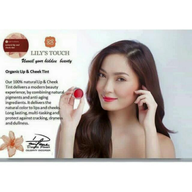 LiLY's TOUCH Lip & Cheek TiNT