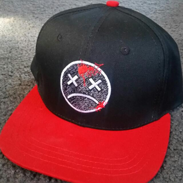 Loot Gaming Mecha LawBreakers Snapback Cap