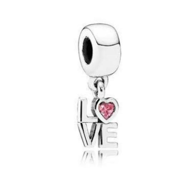 Love Word Charm For Pandora :)