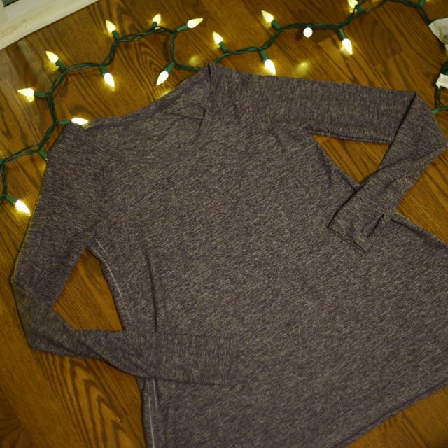 "REDUCED PRICE Lululemon ""Rehearsal Long Sleeve"" Top"