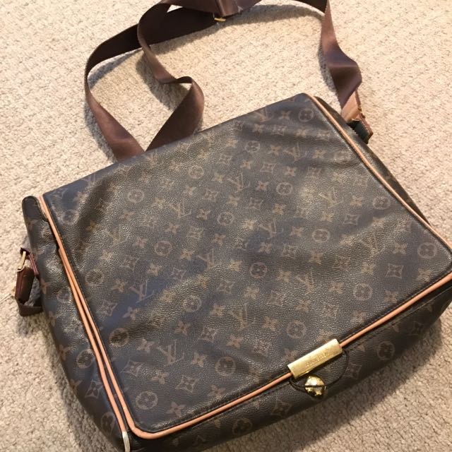 LV Messenger Bag