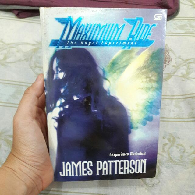 Maximum Ride : The Angel Experiment - Indonesian