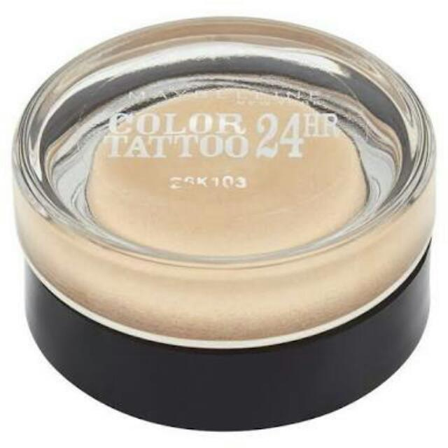 """Maybelline Color Tatto """"Eternal Gold"""""""