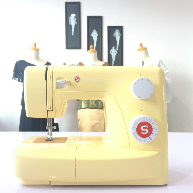 7e60fdd5a Mesin Jahit Portable Singer Simple 3223 YELLOW, Electronics, Others ...