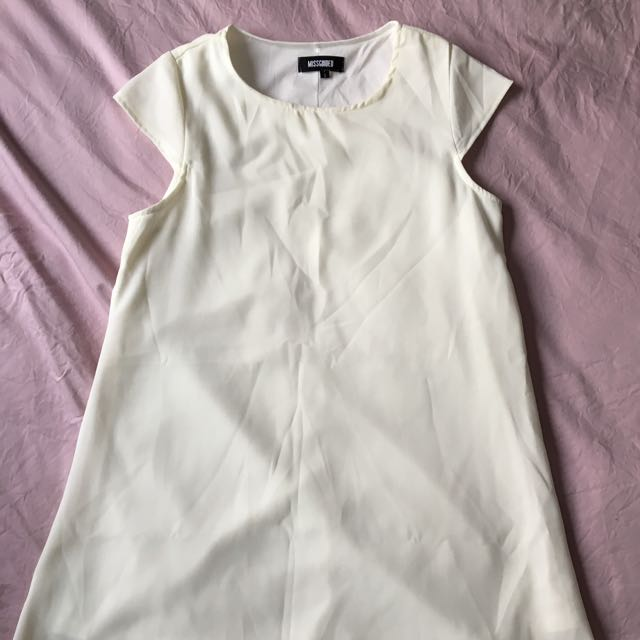 Misguided Boxy Dress