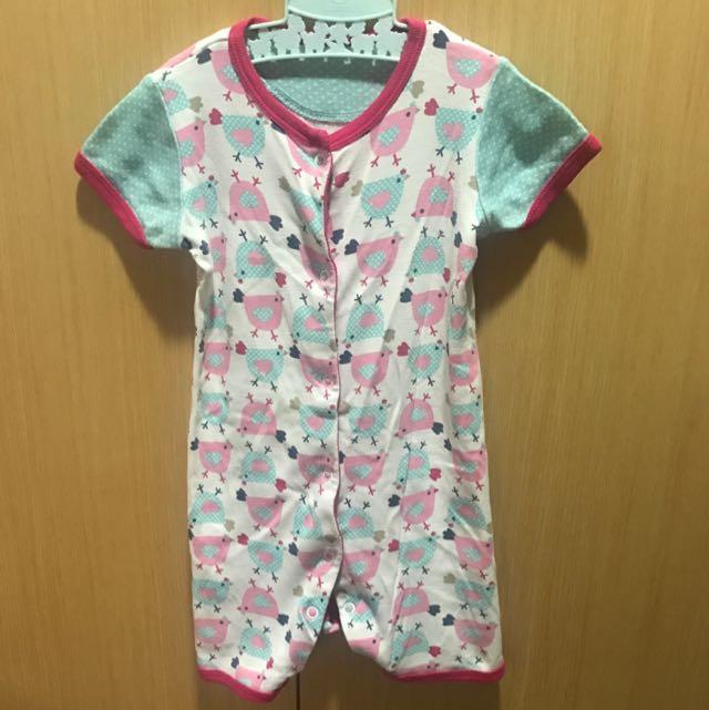 Mothercare 9-12月連身衣
