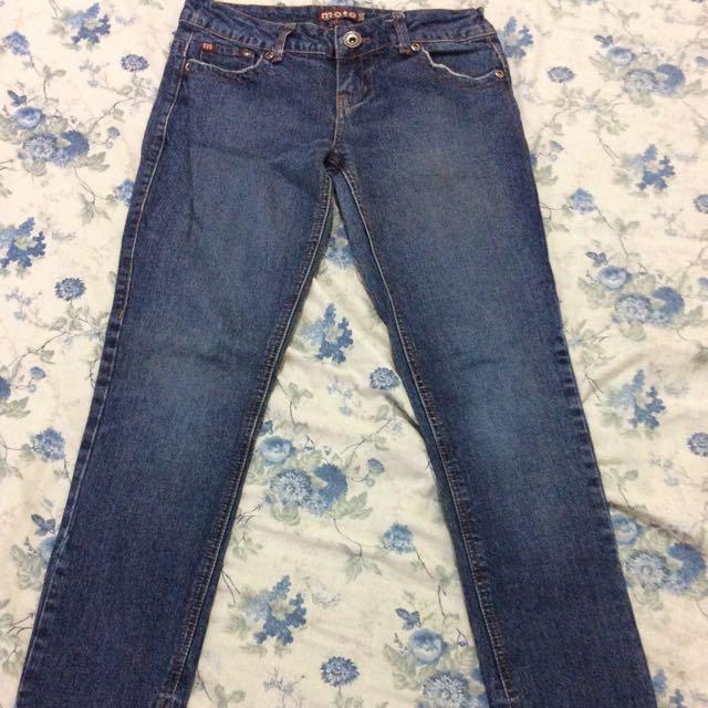 M-O-T-O Skinny Jeans