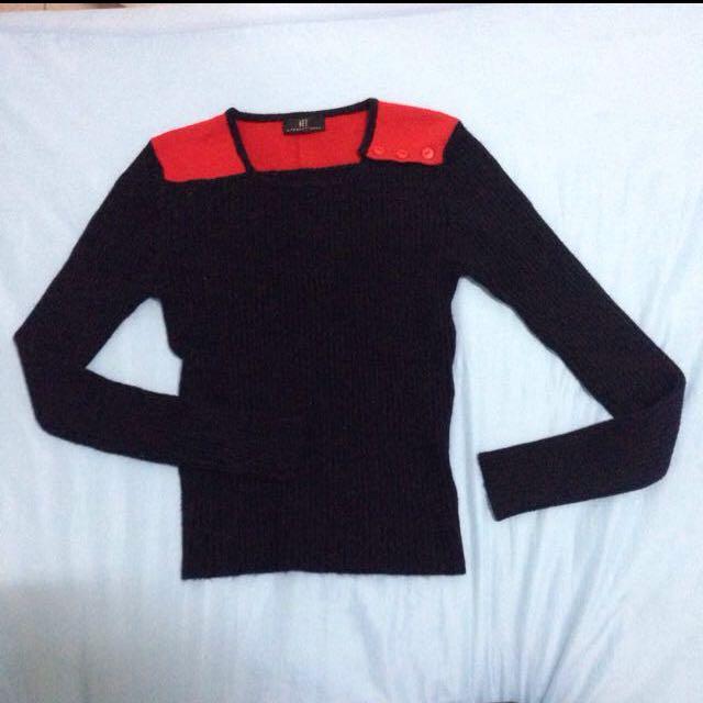 NET Sweater - Dark Blue (s)