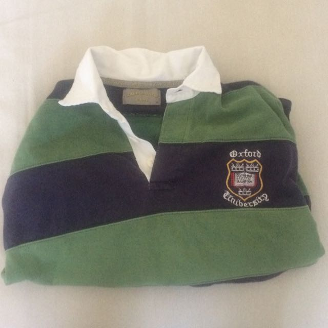 Oxford University Rugby Jumper