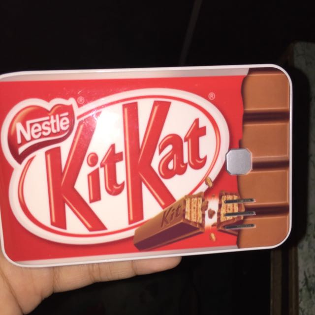 Power Bank Kitkat