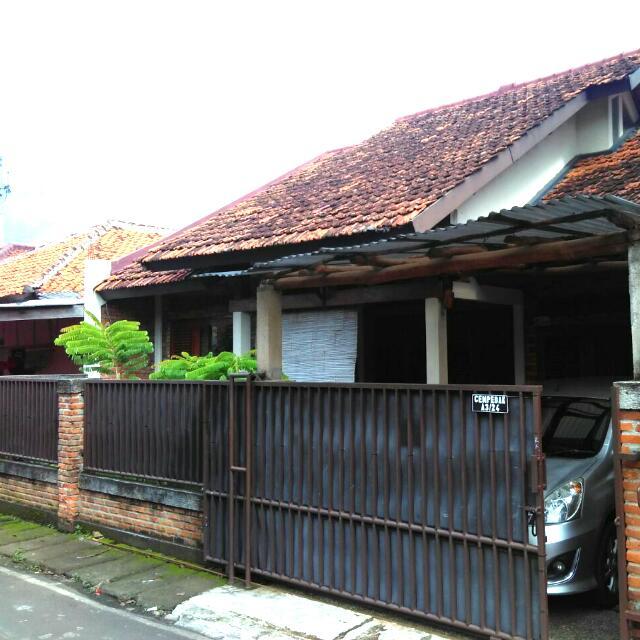 Rumah Modern Bernuansa Vintage