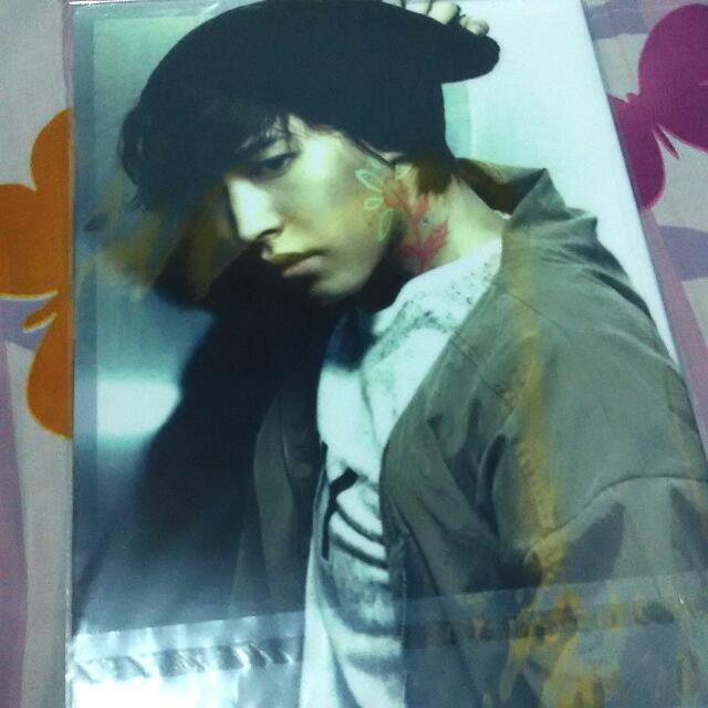 SALE • Sungmin Suju L Holder (Import Beli Dari Korea)