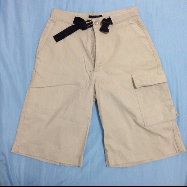 """Sonora Shorts (28"""") - Colour : Ivory"""