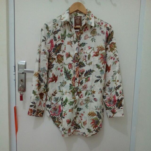 Spring Vintage Shirt - LOGO