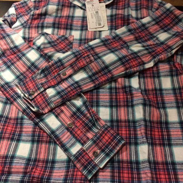 Superdry極度乾燥襯衫