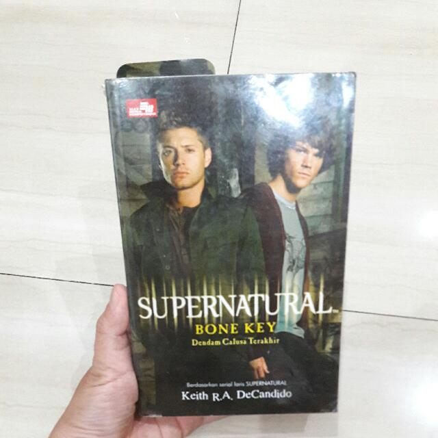 Supernatural: Bone Key - Indonesian