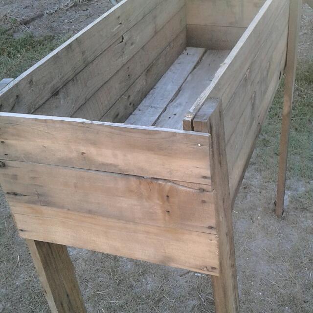 Tall Planter Box