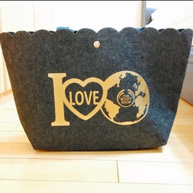 The Body Shop 環保購物袋