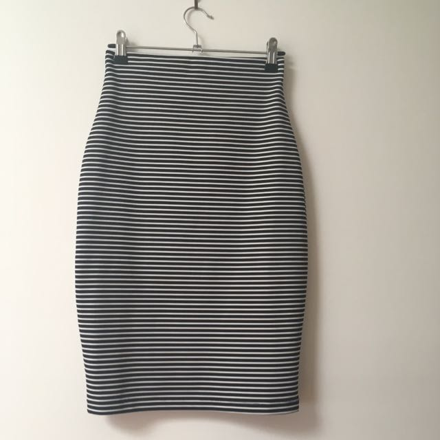 The Fifth Midi Skirt