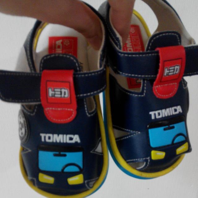 Tomica幼童涼鞋