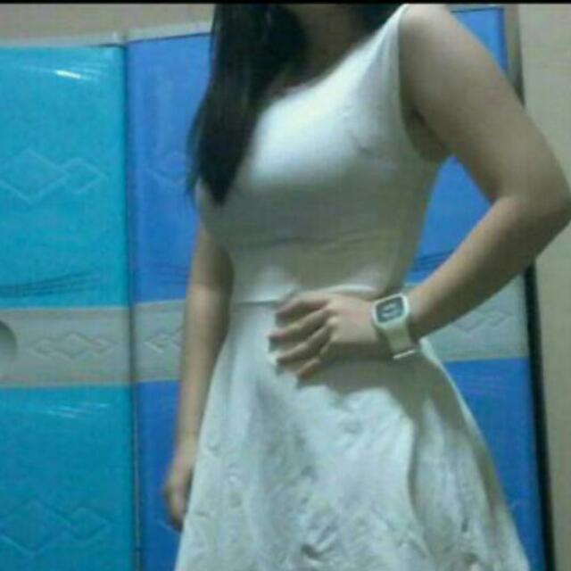 Topshop Jersey Dress