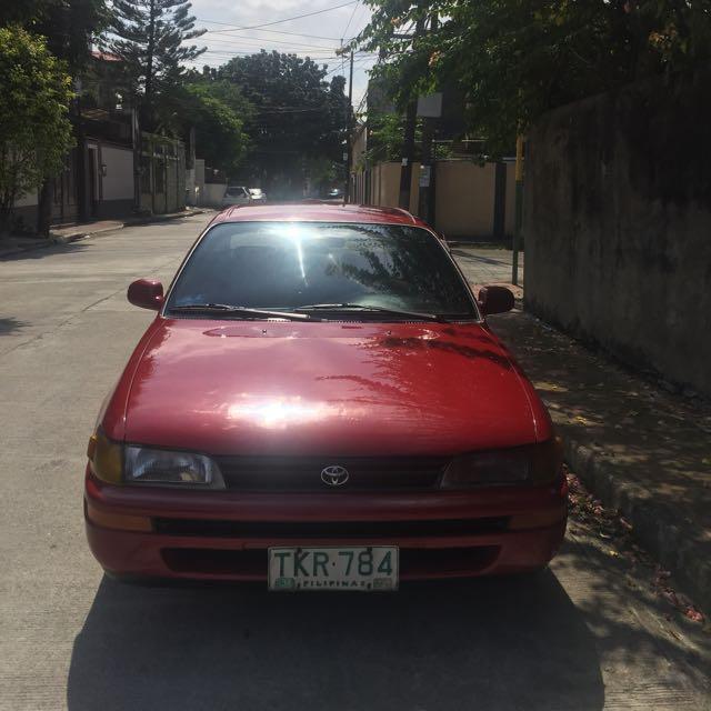 Toyota Corolla GLI 1993