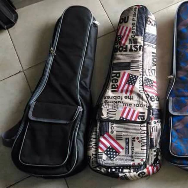 Ukulele Padded Bag For Tenor 💞