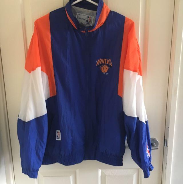 Vintage Knicks Jacket