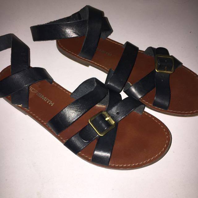 Windsor Smith Sandles Size 8.5