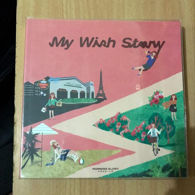 Wish Book/ Diary