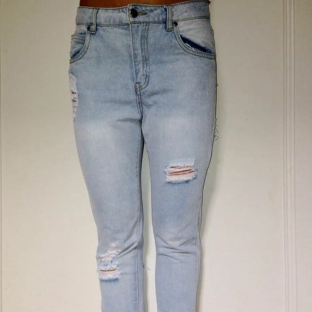 Zulu And Zephyr Jeans