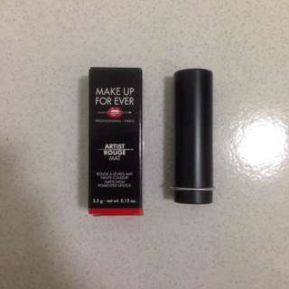 Make Up For Ever Mat Lipstick