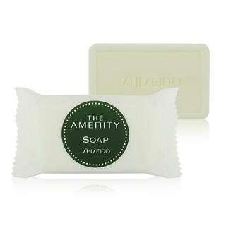 資生堂兩用洗面皂 身體皂