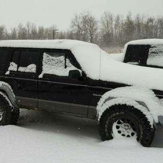 95 Jeep Cherokee 4L H.O